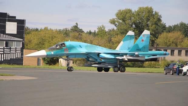 Минобороны признало эффективность Су-34 для боевой службы в Арктике
