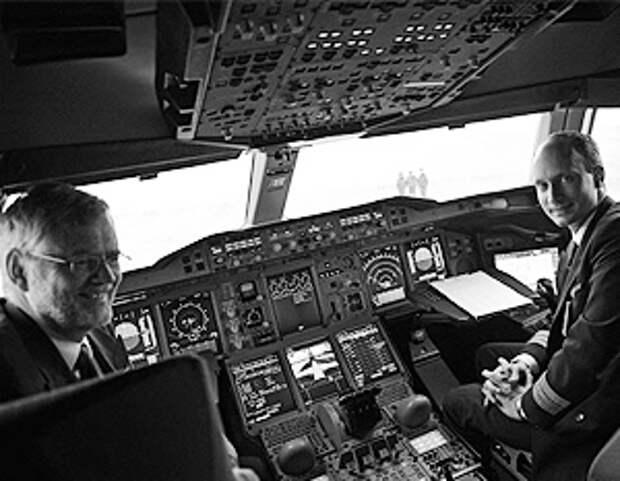«Помощник и друг авиакатастроф»