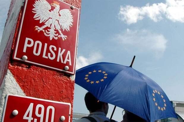 """Новый """"мигрантский"""" скандал: ЕС давит, Польша врет, Украина - в шоке"""