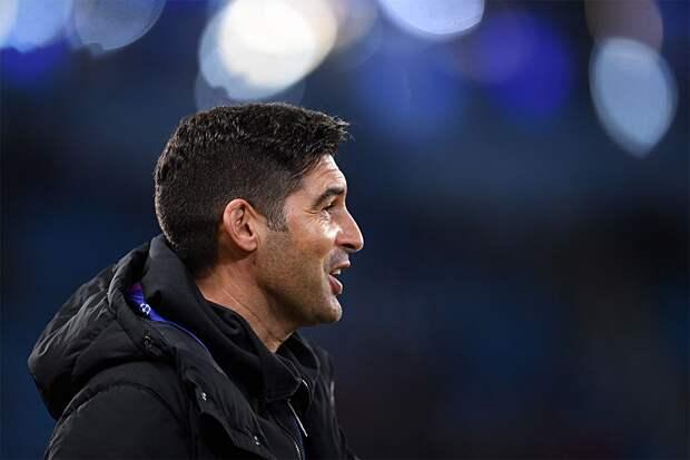 «Мы проиграли все во втором тайме в Манчестере». Фонсека — о вылете «Ромы» из Лиги Европы