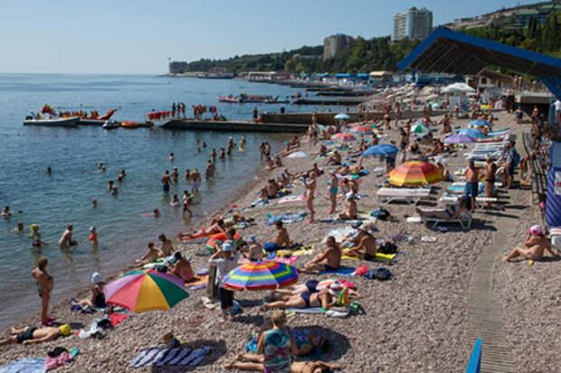 Крым популярнее Турции: почему россияне выбирают для отдыха полуостров