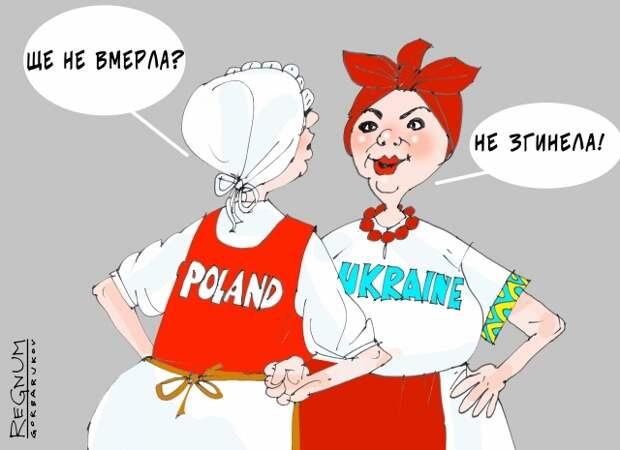 ЕС и США устали от Украины. А когда Польша?