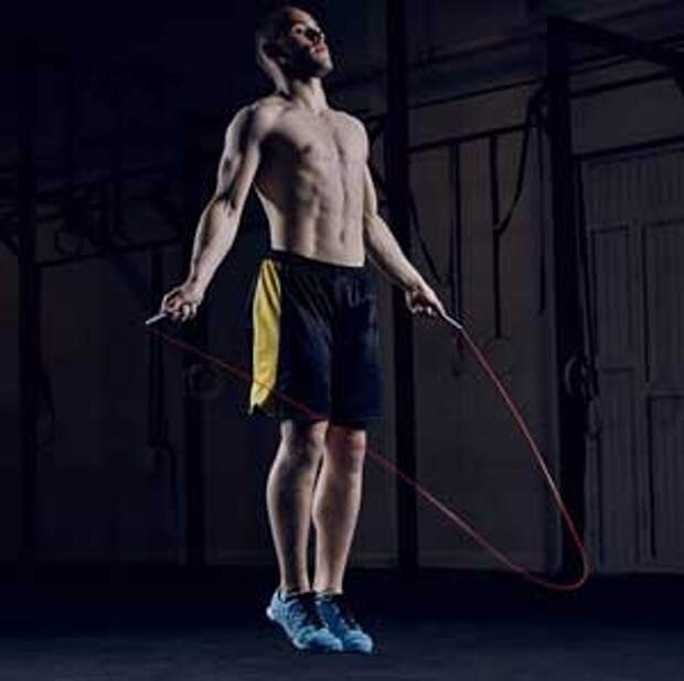 Программа кроссфит для мужчин
