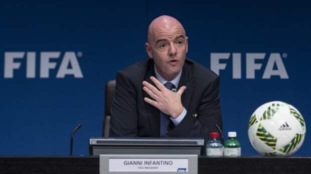 Саудовская Аравия предложила ФИФА проводить чемпионаты мира по футболу раз в два года