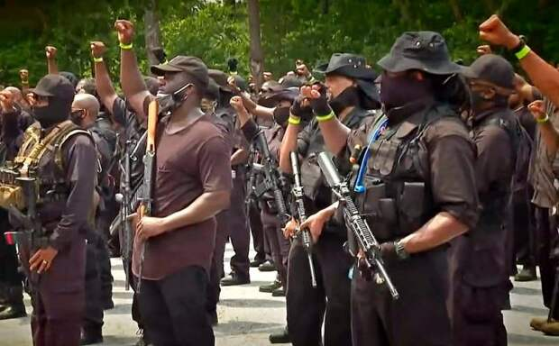 Западные СМИ заявили о риске полномасштабной гражданской войны в США