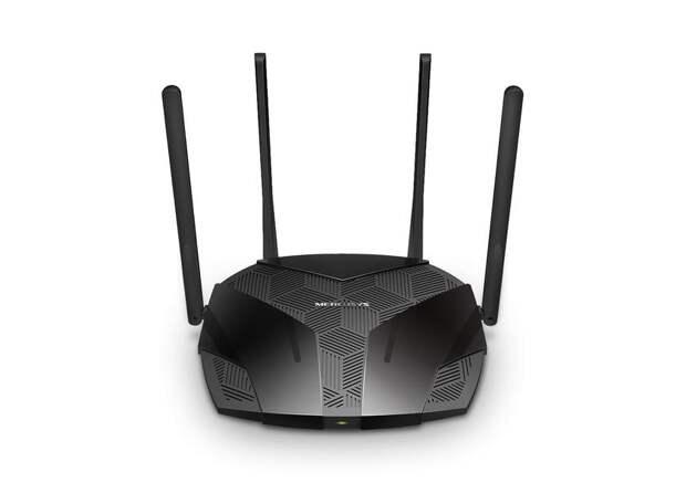 Mercusys MR70X: роутер с поддержкой Wi-Fi 6 за 1400 гривен уже в продаже