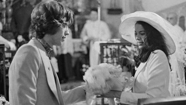 История одного дня: свадьба Мика и Бьянки Джаггер