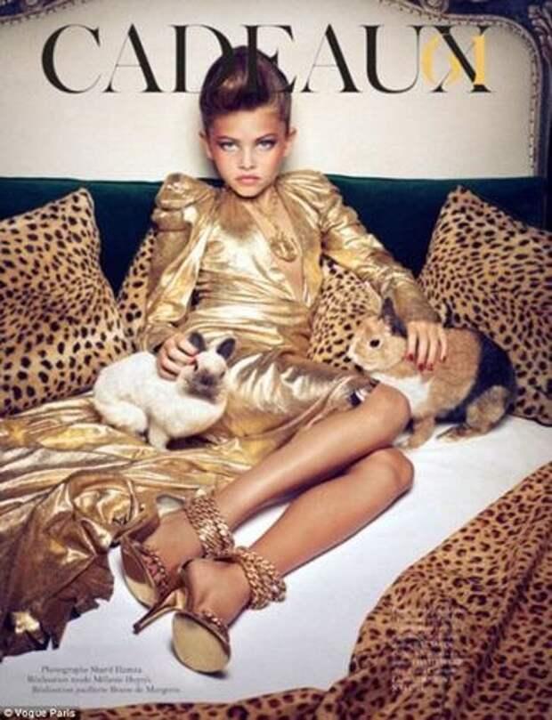 А девочка созрела: что случилось с Тилан Блондо — самой красивой девочкой в мире