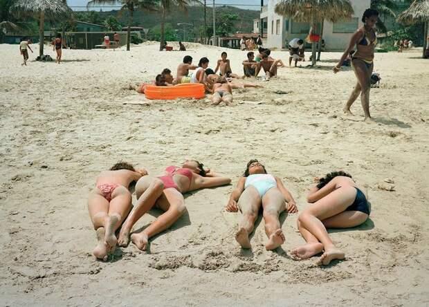 Куба в 1990‑е годы на снимках Триа Джован