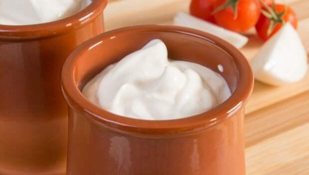 Бабушка работала дояркой и научила делать сметану из литра молока