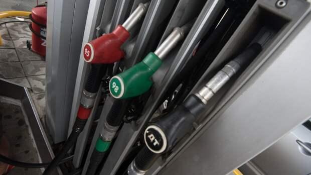 Цены на бензин в России увеличились на 17,5%