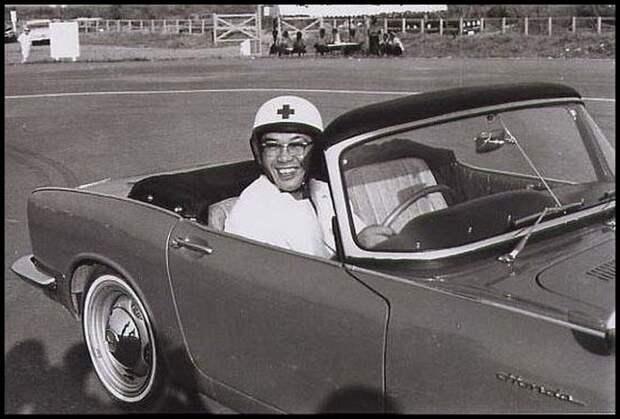Хонда на гонках. | Фото: LiveJournal.