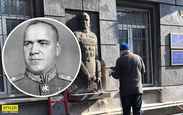 Маршал Жуков всё же возвращается на просторы Одессы