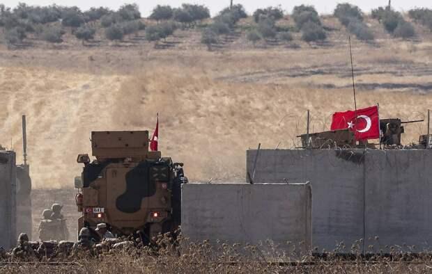SyriaHR: турки заблокировали российских военных в Сирии