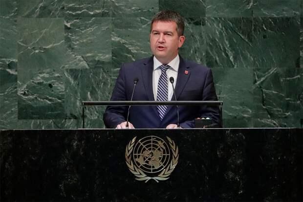Полиция Чехии расследует отмененную поездку главы МВД в Москву