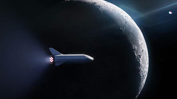 Цель - Марс: большая ракета Илона Маска