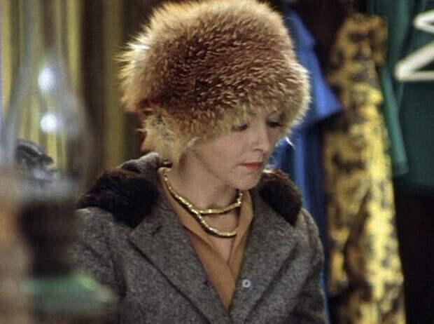 Наденька в лисьей шапке. /Фото: n1s1.hsmedia.ru