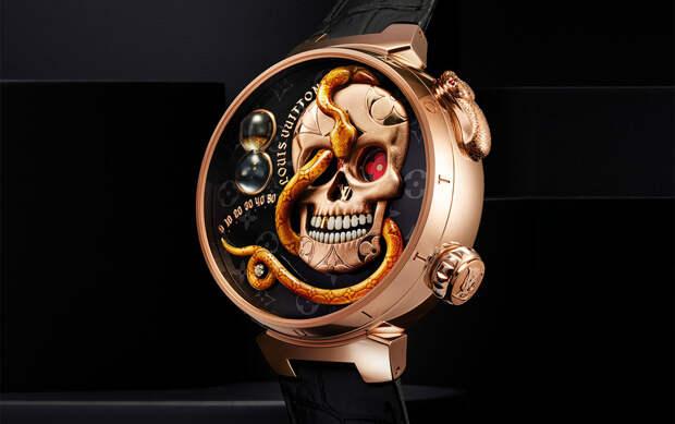 Жакемары, бриллианты, и переработанный пластик: какие часы были представлены на выставке Watches & Wonders — 2021