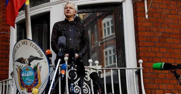 В Лондоне задержали основателя WikiLeaks Джулиана Ассанжа