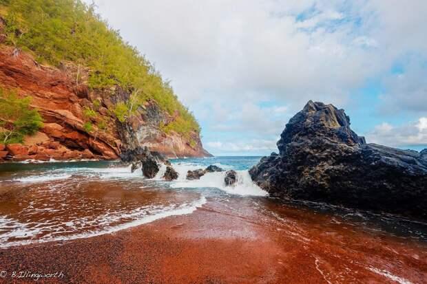 Пляжи, на которых так хотелось бы оказаться прямо сейчас
