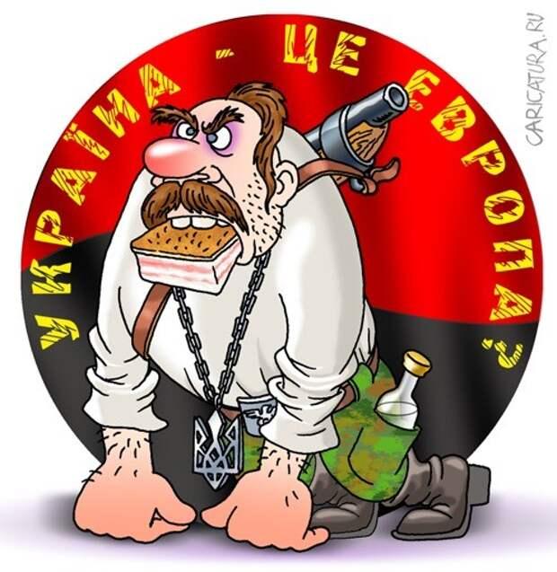 Украинцы: заблудшие братья или народ-нацист?