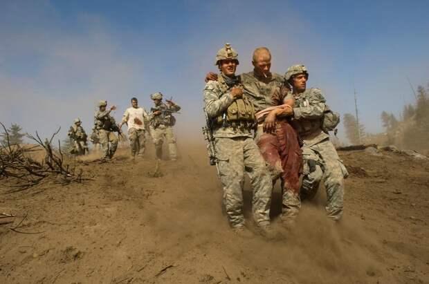 Афганистан: Страж Свободы и нецелевое использование средств