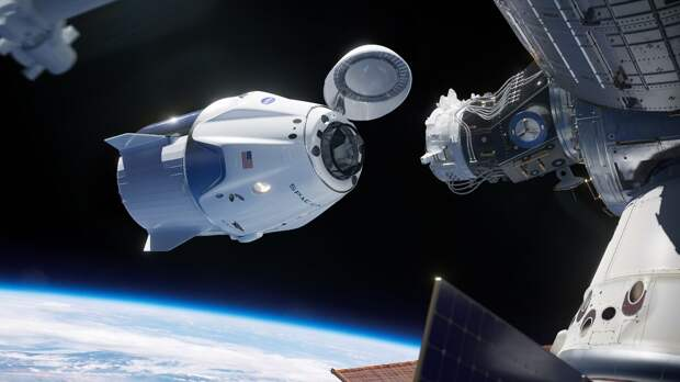 Почему Crew Dragon от SpaceX до сих пор на МКС?