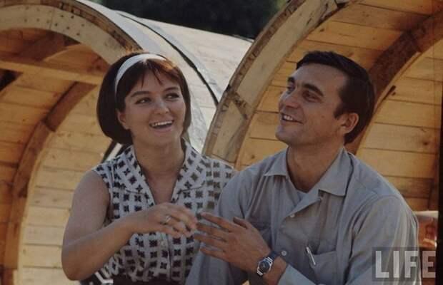 Советские актёры в журнале LIFE
