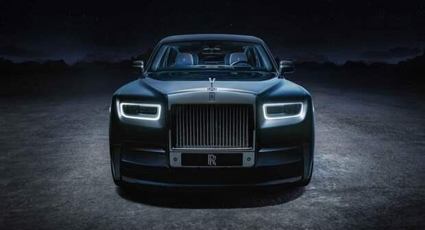 Китайские клиенты Rolls-Royce купили авто на $1 млн одним касанием до смартфона