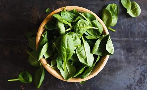 Какая польза от поедания богатой хлорофиллом пищи?