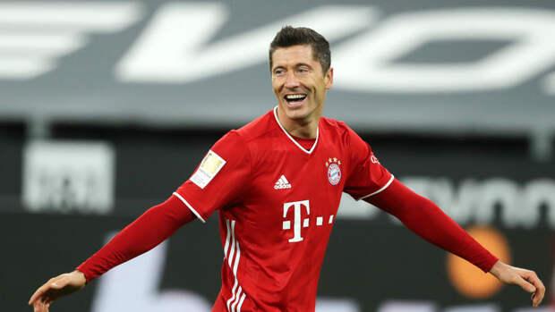 Левандовски — второй игрок в истории Бундеслиги с 200 голами за один клуб