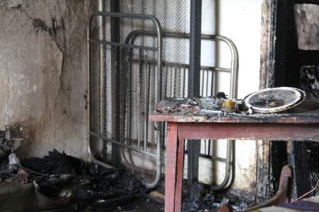 В Севастополе предотвратили взрыв газовых баллонов в многоквартирном доме