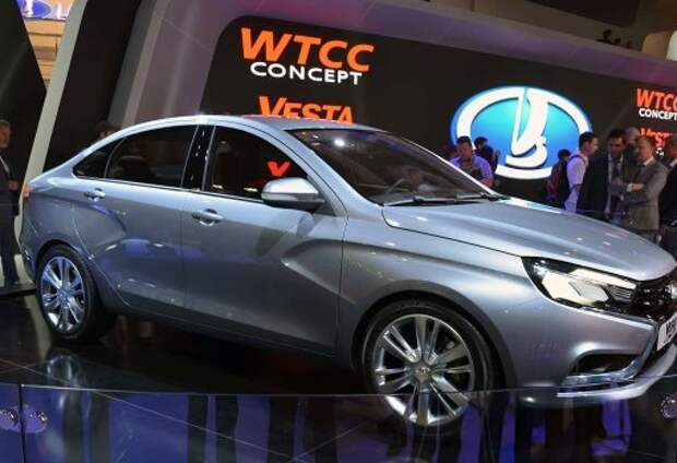 Бу Андерссон пообещал выпускать по 120 000 Lada Vesta в год