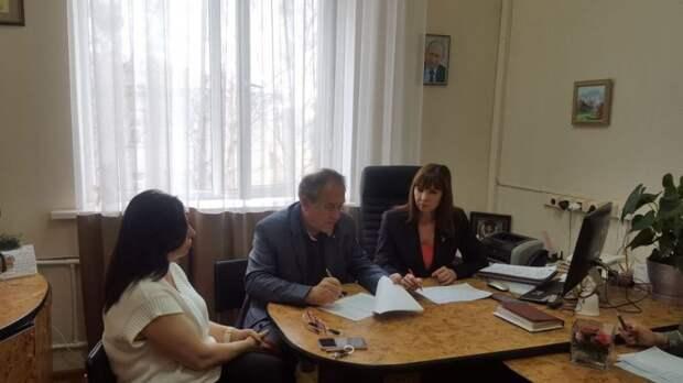 Состоялось заседание комиссии Министерства культуры Крыма по установлению выплат стимулирующего характера руководителям республиканских учреждений