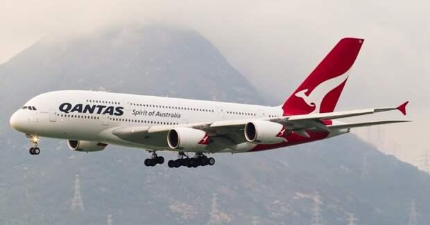 «Слоны» Qantas не по силам