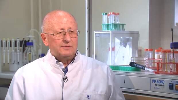 Гинцбург оценил защищенность Путина от коронавируса после вакцинации