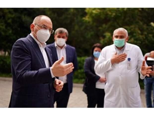 Как Европа Украину с вакцинами динамит