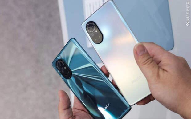 Новый смартфон линейки Honor V40 получит до боли знакомый дизайн