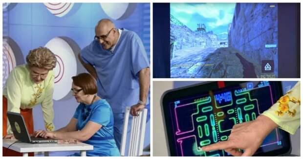 Елена Малышева посоветовала бабушкам стать геймерами  видео, геймер, елена малышева, компьютерные игры