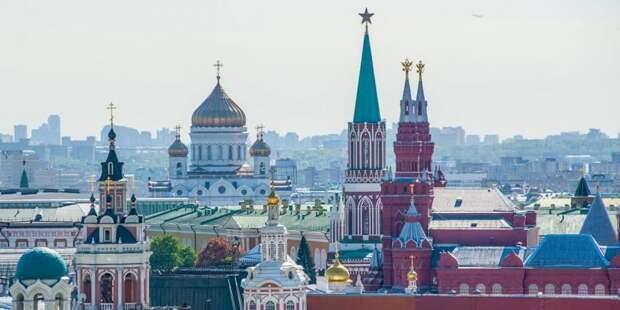 Москва стала одним из мировых лидеров  по эффективности борьбы с пандемией