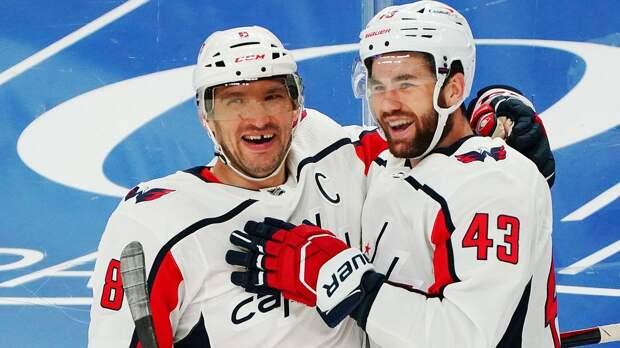 Овечкин признан 3-й звездой дня в НХЛ, Бучневич — 2-й