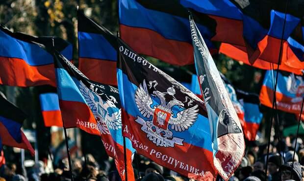 Постмайданная украинская ось пошатнулась. Мировое сообщество поддерживает республики Донбасса