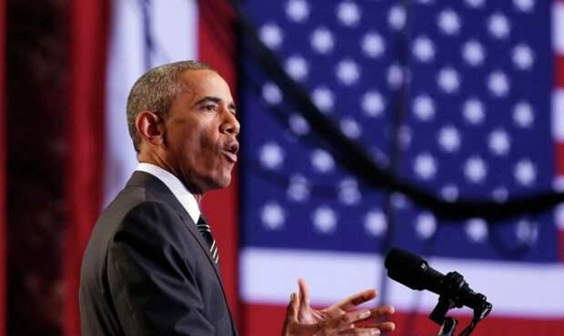 Барак Обама процитировал несуществующий стих из Библии