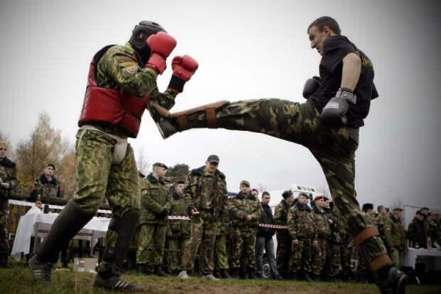Как устроены тренировки элиты русского спецназа