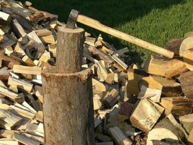 Украина решила перевести котельные на опилки и дрова