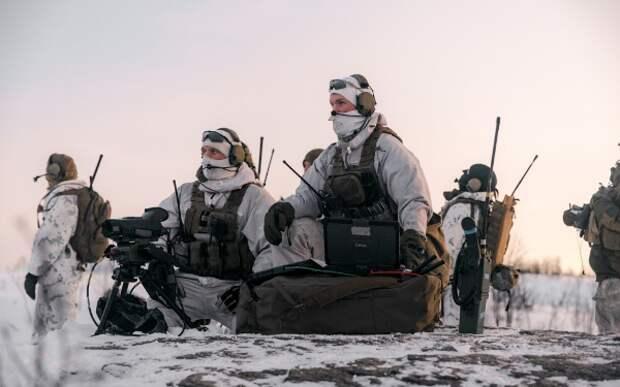 Норвегия разрешила Пентагону расшириться насеверной границе сРоссией