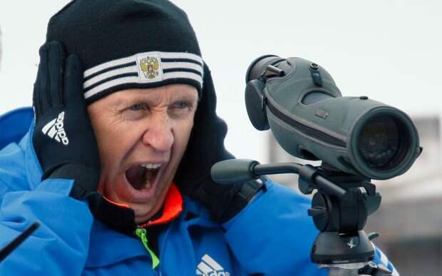 Аликин: «Девятое место сборной России в смешанной эстафете — позор»