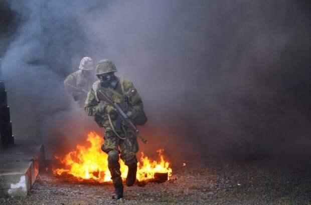 На взорванных в 2014 году складах в Чехии могло храниться оружие для Украины