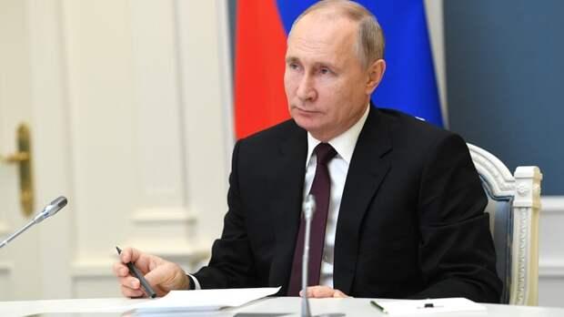 """""""Народ ждёт..."""": Владимир Путин поставил условие правительству"""