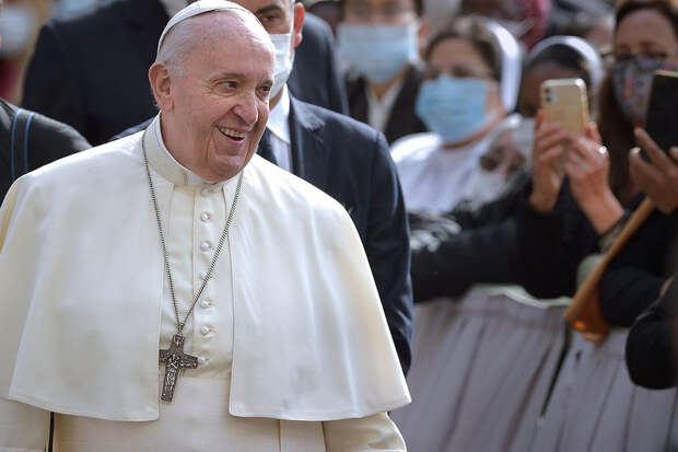 Папа Римский жестко пошутил над бразильцами